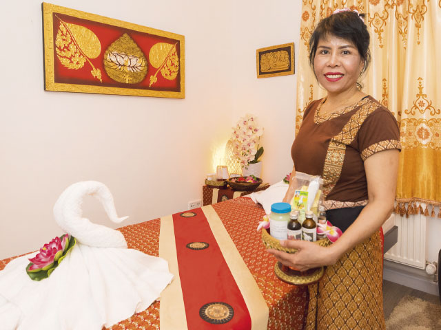 Number One Thaimassage