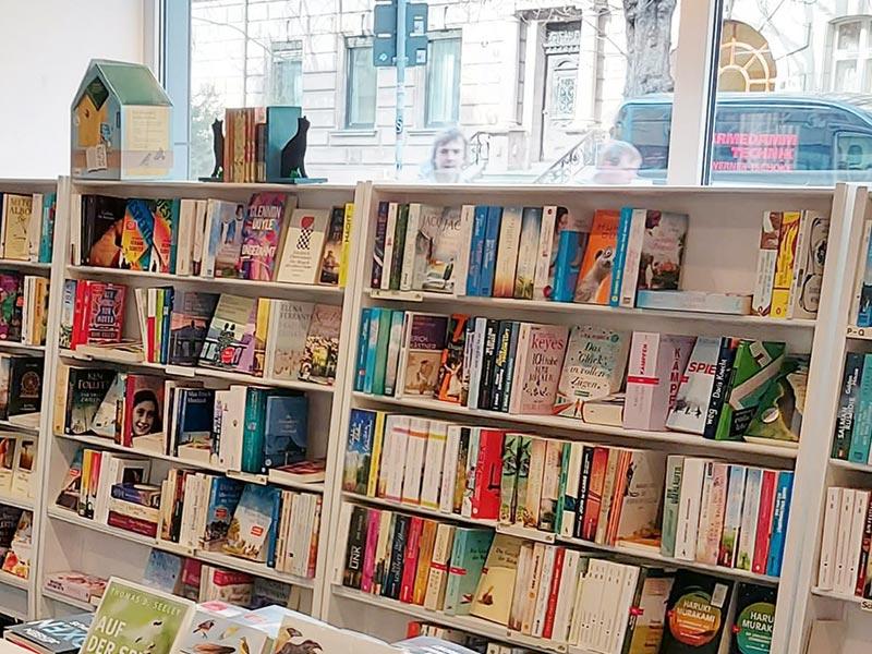 Frenkel Buchhandlung