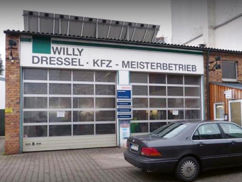Willy Dressel Kfz